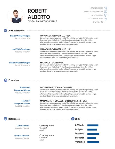 Free Resume Builder Microsoft Office Free Microsoft Office Templates By Hloom