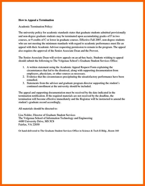 How To Write An Unemployment Appeal Letter - Gse.Bookbinder.Co