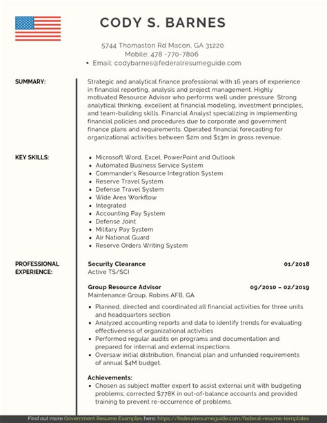 resume help asheville nc - Example Of Military Resume