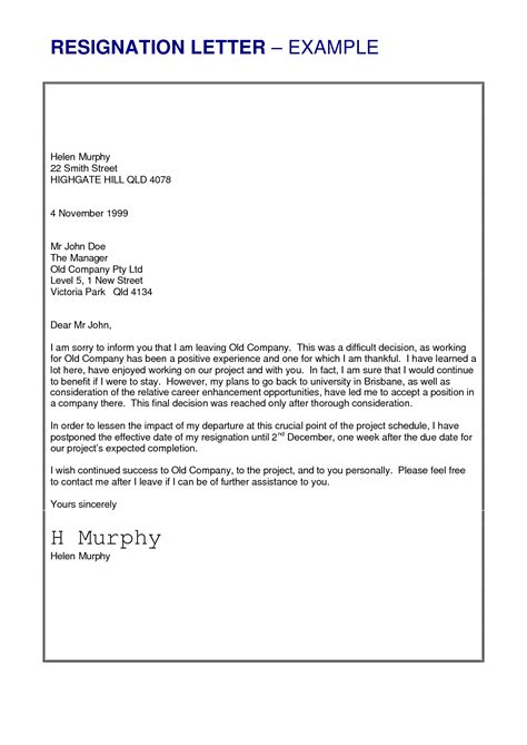 resignation letter of engineer free sample resignation letter job interviews