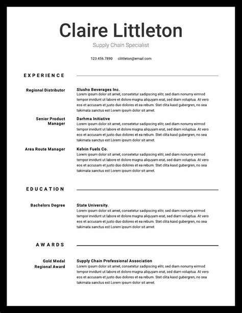 Resume Objective Security   Sample Customer Service Resume
