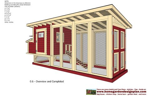 Free Chicken House Plans Pdf