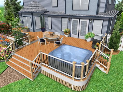 Free Deck Designs