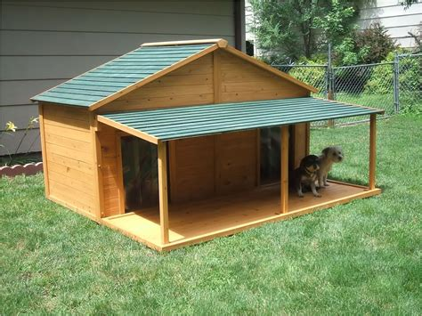 Free Dog House Plans For 2 Dogs