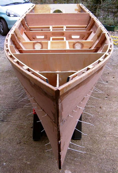 Free Plywood Boat Building Plans