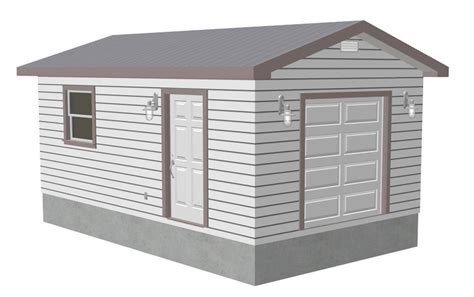 Free Shed Plans 12x20