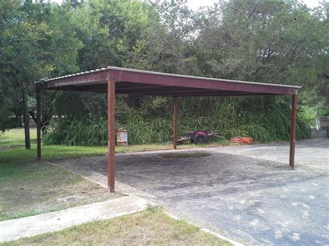 Free Standing Carport Design