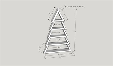Free Wood Plans for Christmas