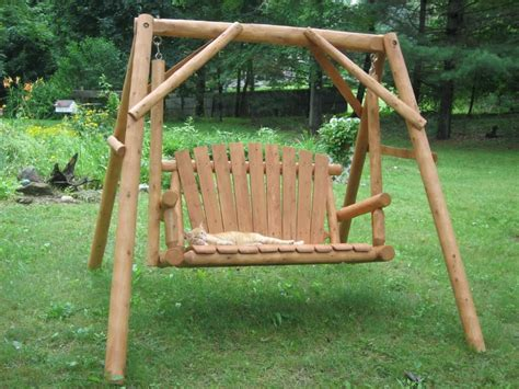 Free Woodworking Plans For Aframe For Porch Swing