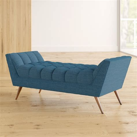 Freeborn Upholstered Bench