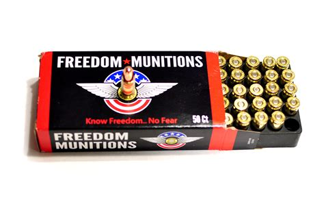 Ammunition Freedom Ammunition.