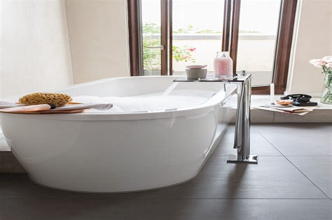 Freistehende Badewanne Polen