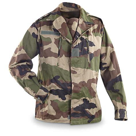 Army-Surplus French Army Surplus F2 Camo Jacket.