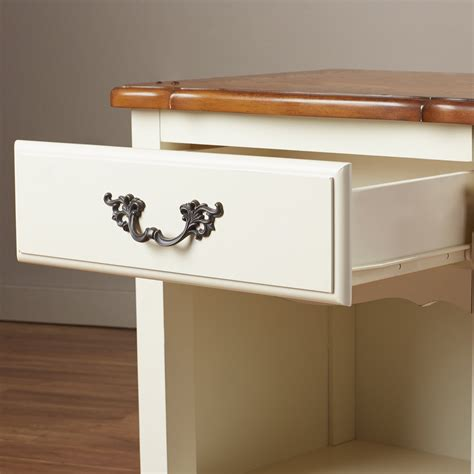 French Countryside 1 Drawer Nightstand
