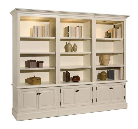 French Restoration Brighton Open Display Standard Bookcase