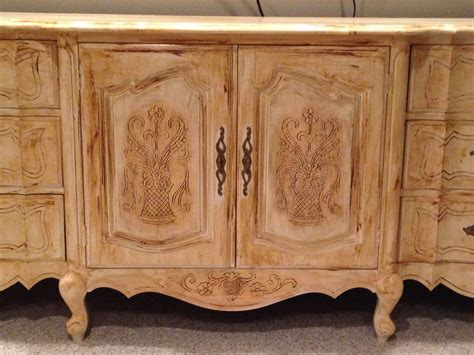 French Distressed Furniture Diy