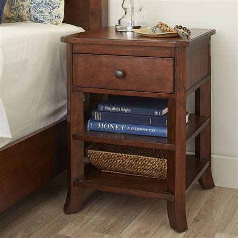 Friedman 1 Drawer Nightstand