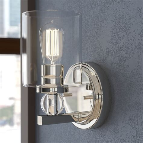 Friedman 1-Light Bath Sconce