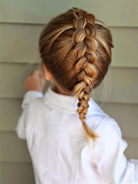 Frisuren Für Mädchen