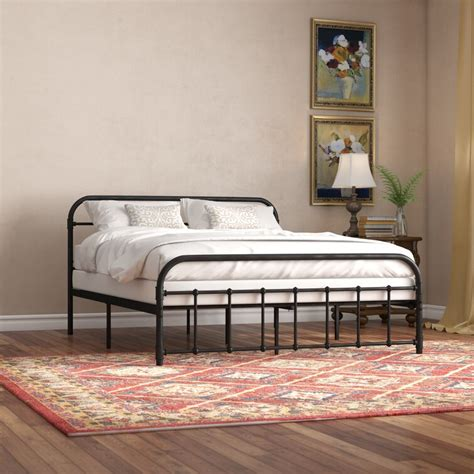 Frith Platform Bed by Darby Home Co
