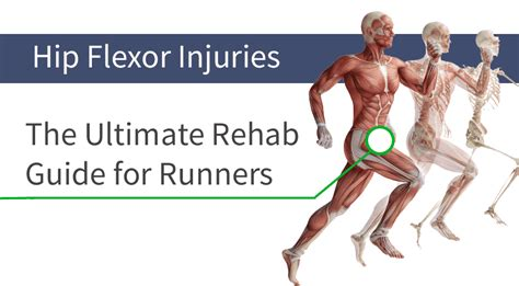 front hip flexor injury running treatment