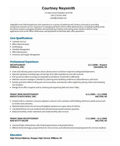 front office resume samples medical office administrator medical