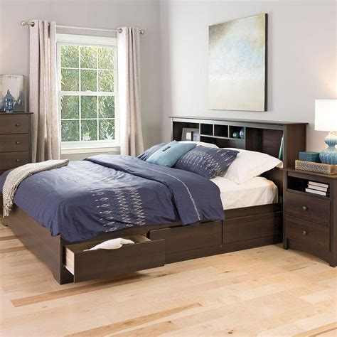 Frye Storage Platform Bed by Loon Peak