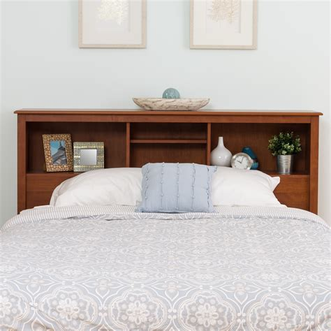 full size bookcase headboard