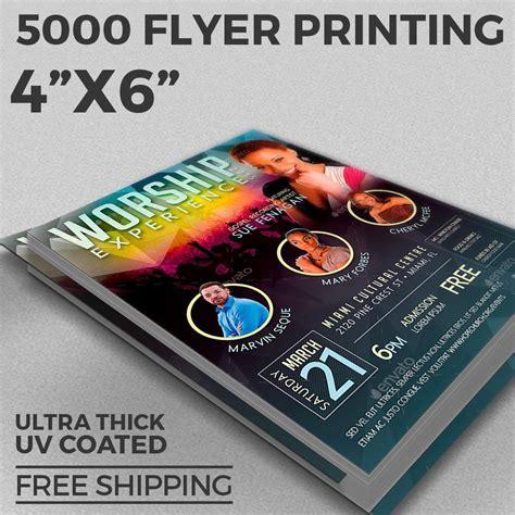 Credit Card Size Brochure Template Full Color Brochure Flyer Printing Printdirectforless