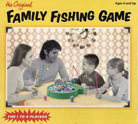 Fun New Family Games