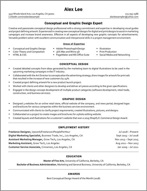 functional resume examples older workers best it professional