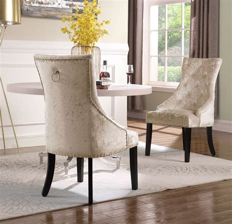 Funon Upholstered Dining Chair (Set of 2)