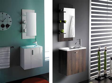 Gäste-wc Badmöbel Set Top Waschtisch 50 Cm