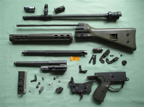 g3 rifle parts kit