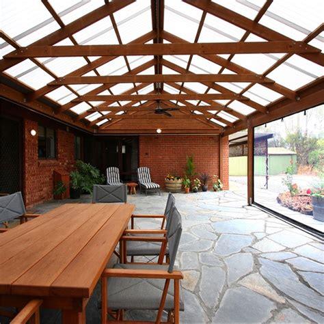 Gable Roof Pergola