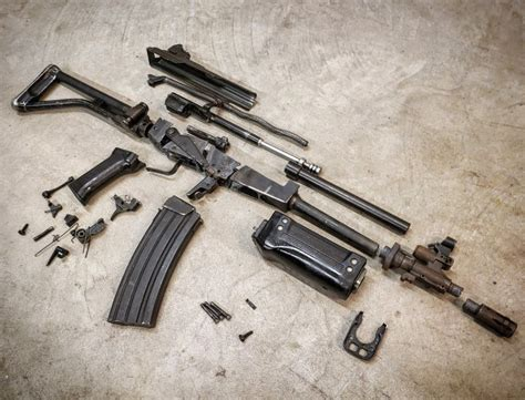 galil rifle parts kit