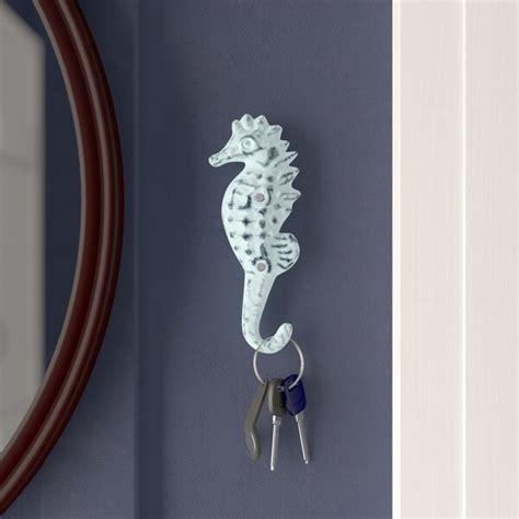 Galla Seahorse Wall Hook