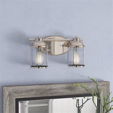 Galsworthy 2-Light Vanity Light