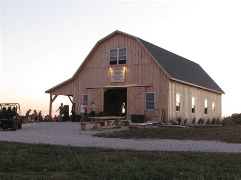 Gambrel Barn Plans With Living Quarters