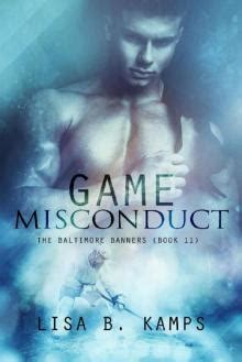 Read Books Game Misconduct (Baltimore Banners #11) Online