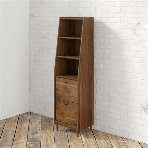 Gamma Narrow Standard Bookcase