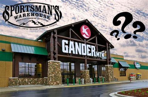 Sportsmans-Warehouse Gander Mountain Sportsmans Warehouse.
