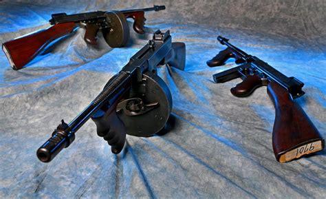 Tommy-Gun Gangster Tommy Gun For Sale.
