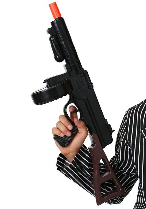 Tommy-Gun Gangster Tommy Gun Toy.