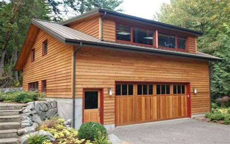Garage Design Apartment