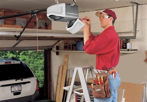 Garage Door Opener Repair Diy