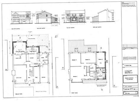Garage Extension Plans