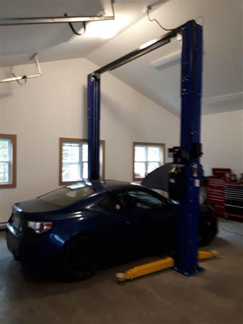 Garage Hoist Design