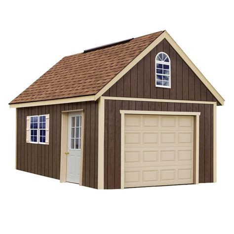 Garage Kits Home Depot