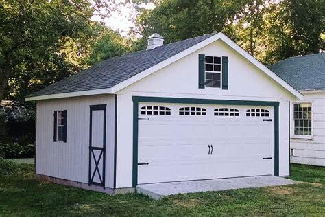 Garage Plans Amish